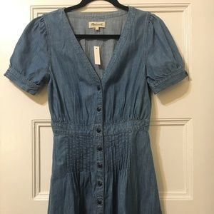 Madwell Denim Daylily Dress